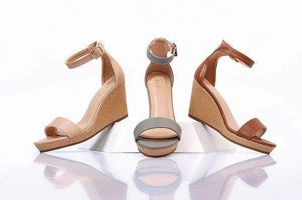 Hãy sử dụng giày đế xuống, giày có đế trước cao 2