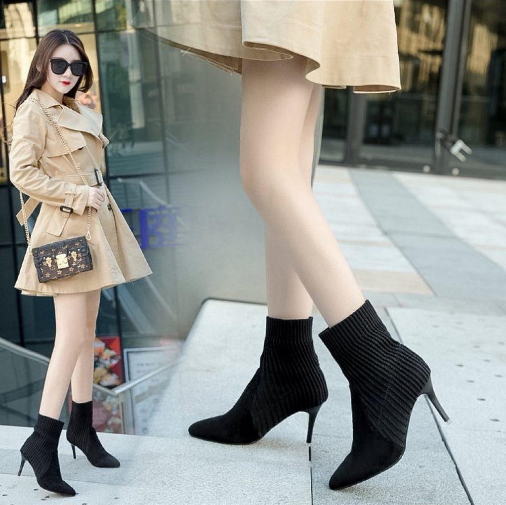 Chân ngắn có nên đi boot hay không?