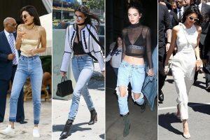 Phong cách trẻ trung năng động với chiếc quần jean đầy cá tính