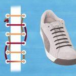6 Cách buộc dây giày giấu dây độc đáo cho bạn không nên bỏ qua