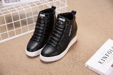 Zg giày tăng chiều cao giá rẻ 9cm màu Đồng phong cách châu âu cổ cao